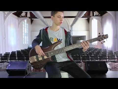 Through It All - Planetshakers (Bass Tutorial)