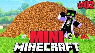 WAS IST DA UNTER DER ERDE?! - Minecraft MINI #02 [Deutsch/HD]