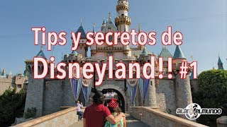 Tips y secretos de Disneyland #1 DR #3