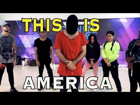 This Is America - Childish Gambino (COREOGRAFIA) Cleiton Oliveira