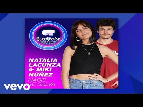 Natalia Lacunza, Miki Núñez - Nadie Se Salva (Audio)
