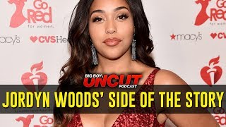 The REAL Reason Jordyn Woods Hooked Up w/ Tristan Thompson