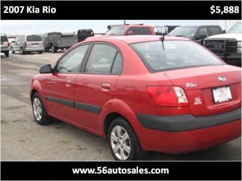 2007 Kia Rio Used Cars Columbus OH