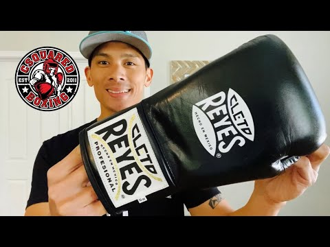 Cleto Reyes Safetec Pro Fight Boxing Gloves REVIEW- BEST QUALITY FIGHT GLOVES I'VE TRIED!