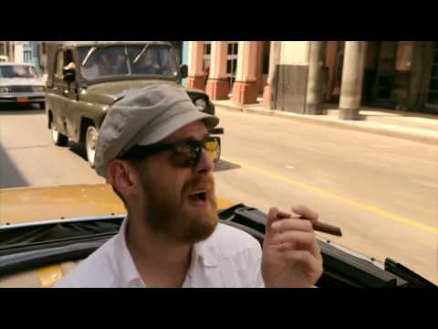 Okkar menn í Havana