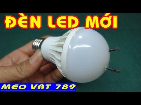 Đèn LED mới và cái kết - Negative ion LED light