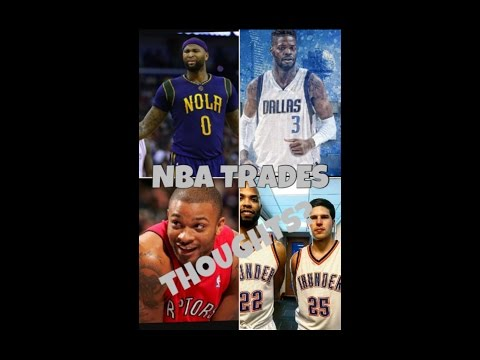 Top NBA Trades (Mature Audiences Only!)
