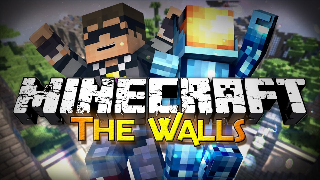 Minecraft The Walls - UberMC