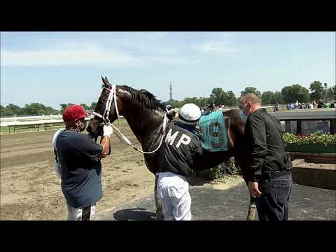 video thumbnail for MONMOUTH PARK 07-05-20 RACE 5