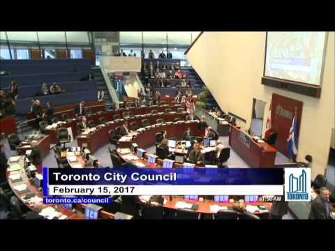 City Council - February 15, 2017 - Part 1 of 2