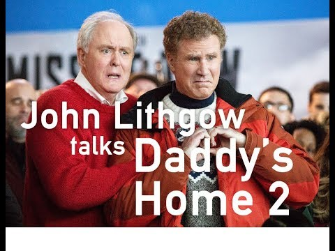 John Lithgow interviewed by Simon Mayo