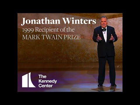Jonathan Winters is listed (or ranked) 2 on the list Mark Twain Prize for American Humor Winners List
