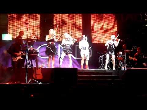 Bond - Explosive  live (Guadalajara)
