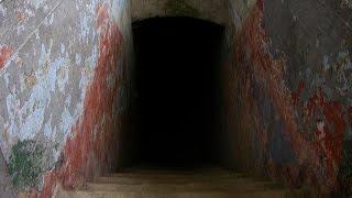 Beneath Alcatraz - A Trip Through The Citadel/Dungeon