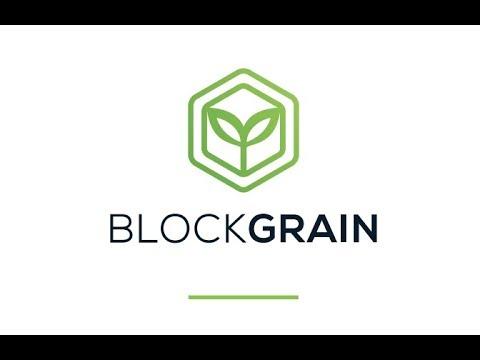 BlockGrain - Interview (Melbourne)
