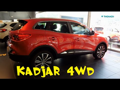 kadjar renault new suv 4x4 nouveaute prix. Black Bedroom Furniture Sets. Home Design Ideas