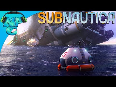 Subnautica - Return to the Deep a Fresh Fish in a REALLY BIG Pond! S2E1