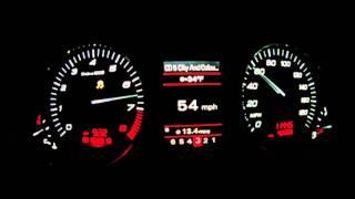 APR flashed Audi S6 V10