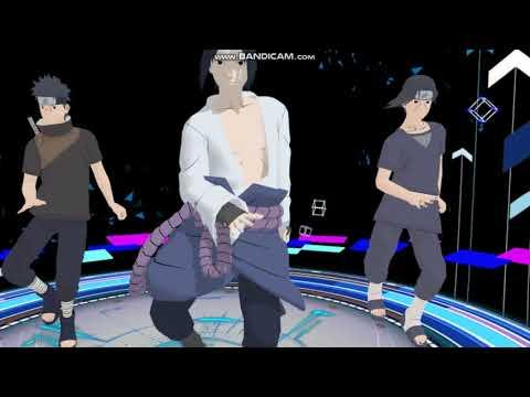 [MMD Naruto] Shisui, Sasuke, Itachi - 30 Sexy