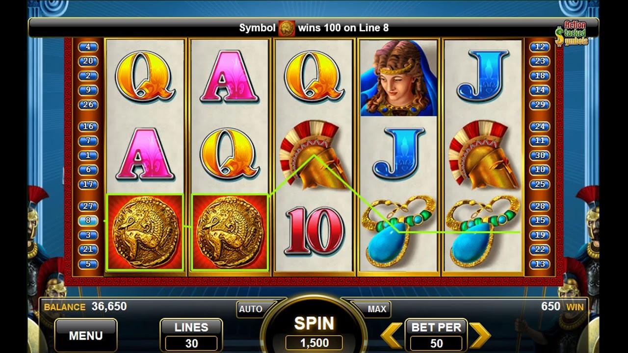 Free Slots Games For U