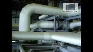 TEMP-COAT - Теплоизоляция трубопроводов. temp-coat.su prommontage.com(ООО