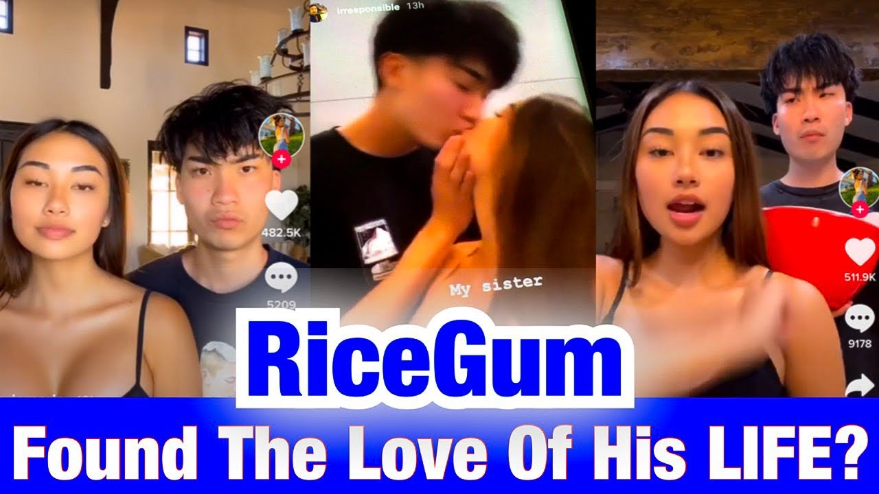 RICEGUM WENT FROM KISSING HIS SISTER TO DATING HER 😱