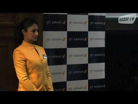 Jet Airways Inaugure Son Vol Paris - Bombay Et Vise Déjà Plus Haut