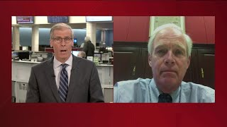 Us sen. ron johnson spoke with charles benson about pro-trump forces storming the capitol wednesday. says trump's supporters are right to have con...