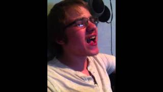 White Russian boy sings Indian song perfect