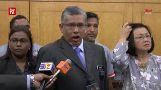 Minister: Federal Government remains committed to repeal Sosma