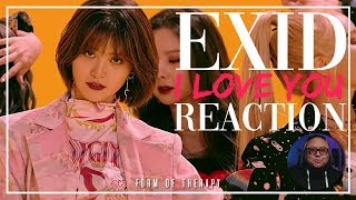 "Producer Reacts to EXID ""I Love You"""