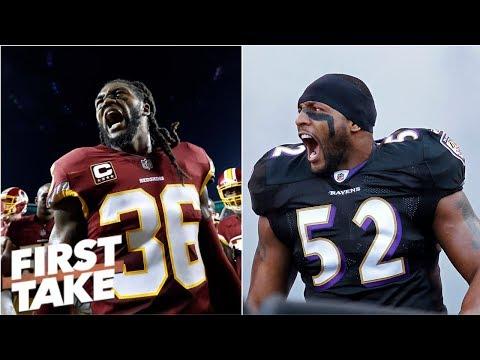 D.J. Swearinger sees 2018 Redskins' defense resembling Ray Lewis' 2000 Ravens | First Take