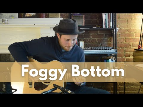 "Jerry Reed's ""Foggy Bottom"" (Cover by Brooks Robertson) Fingerstyle Guitar"