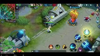 원딜장인)모바일레전드 실시간 방송! 즐거운 화요일 랭겜  20.07.07 (mobile legends mythic rank game mm play/mlbb)