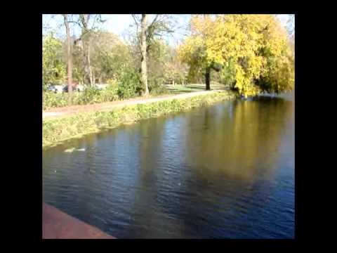 Illinois and Michigan Canal October 15th 2011