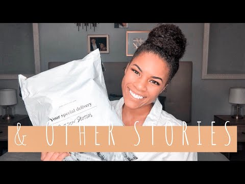 & Other Stories Sale Try On Haul