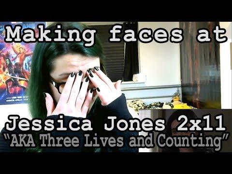 Jessica Jones 2x11 Reaction~