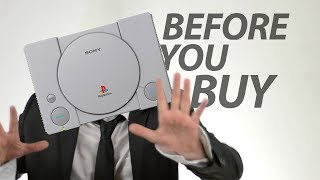 PlayStation Classic - Before You Buy