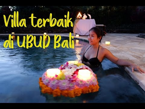 The Best Hotel/Villa in Ubud Bali - The Royal pita maha