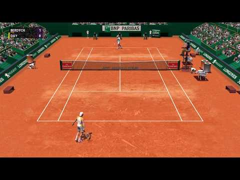 Full Ace Tennis Simulator - ATP 250 Buenos Aires - FINAL vs Tomas Berdych - Career #36