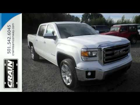 2015 gmc sierra 1500 conway ar little rock ar 5gt5657 sold youtube. Black Bedroom Furniture Sets. Home Design Ideas