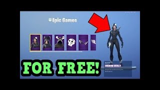 *WORKING* How To Get Shadows Rising Pack For FREE In Fortnite! (PC,XBOX,PS4)