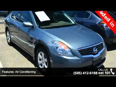 2009 Nissan Altima Hybrid - Reliable Nissan - Albuquerque...