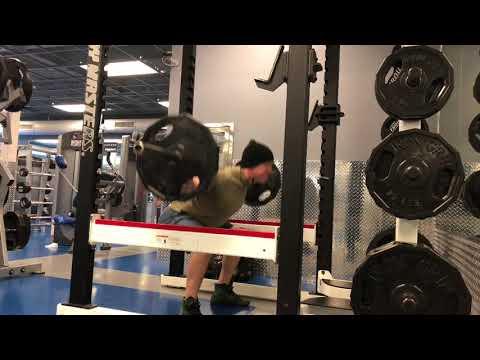 Kizen Sheiko Powerlifting Program Week 1 - YouTube