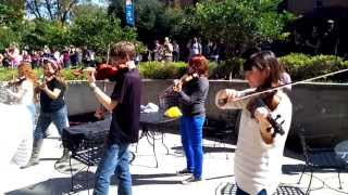 Amazing KSU Orchestra Flashmob!!!