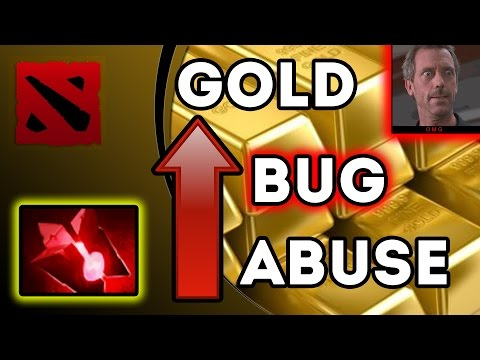 Dota 2 GOLD Abusers in Battle Cup - MAX SLOT ITEMS in 25 min!!!