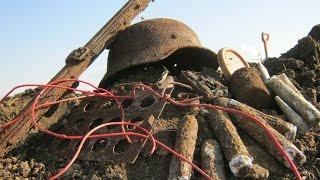 Раскопки в полях Второй Мировой Войны Фильм 22/Excavation in fields of World War II the Film 22