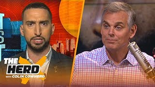 Houston deserved to lose Game 2, Harden isn't to blame – Nick Wright | NBA | THE HERD