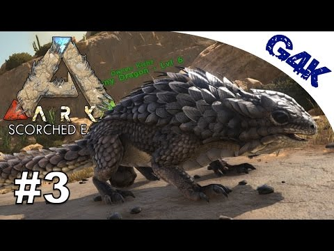 ARK Scorched Earth | Thorny Dragon | E03