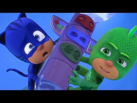 PJ Masks em Português PJ Masks HQ! 🌟| Compilação de episódios | Desenhos Animados